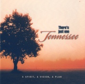 "Cover image, UT Development office brochure. ""There's Just One Tennessee"". 2004."