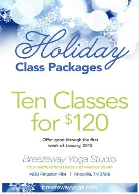 HolidayClassPackage